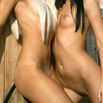 Two Naked Teens