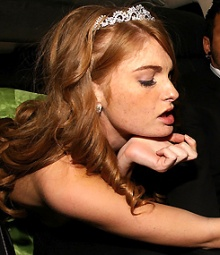 Faye reagan gets fucked after prom and what